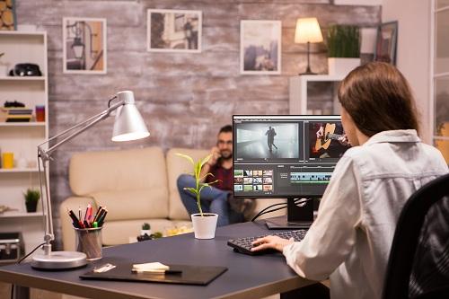 une entreprise de Production audiovisuelle à Rouen