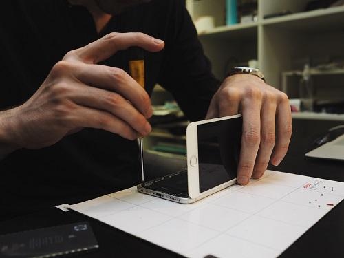 pièces détachées d'iPhone